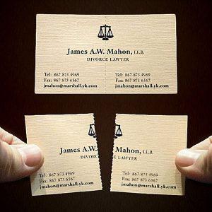 візитка юриста